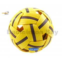 Gajah Emas Official Sepak Takraw Tournament Ball 511 Men Synthetic