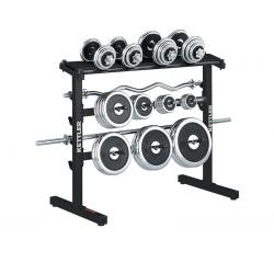 Kettler Weight Bar and Disk Rack KE7499-300 Home Workout Gym (Enquiry)