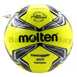 Molten F9V1500LK Vantaggio Futsal Ball Waterproof Nylon Wound