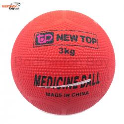 New Top 3 Kg Rubber Medicine Ball