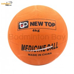 New Top 4 Kg Rubber Medicine Ball
