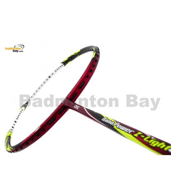 Abroz Nano Power Z-Light Badminton Racket (6U)