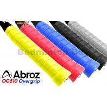 Abroz PU Overgrip (8 Pieces) in Assorted Colors For Badminton Squash Tennis Racket AZ-OG510