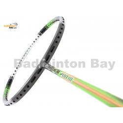 Apacs Tantrum 200 III Grey Green Matte Badminton Racket (4U)