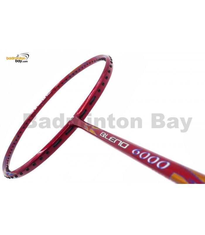 Apacs Blend 6000 Red Badminton Racket (4U)
