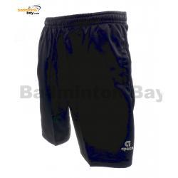 Apacs Dri-Fast Black Sport Shorts Pants AP-063ii