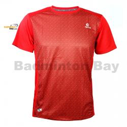 Apacs Dri-Fast AP10107 Red T-Shirt Quick Dry Sports Jersey
