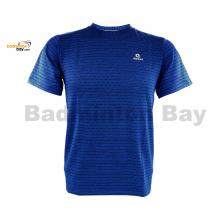 Apacs Dri-Fast AP-20202 Royal Blue T-Shirt Quick Dry Sports Jersey