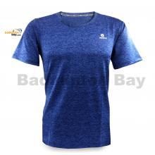 Apacs Dri-Fast AP-20205 Blue T-Shirt Quick Dry Sports Jersey