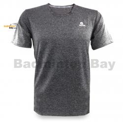 Apacs Dri-Fast AP-20205 Grey T-Shirt Quick Dry Sports Jersey