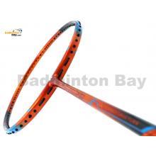 Apacs Commander 60 Orange Black Badminton Racket (5U-G1)