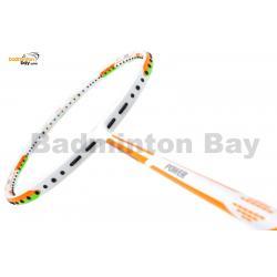 Apacs Dual Power Speed Version 2 White Badminton Racket (4U)