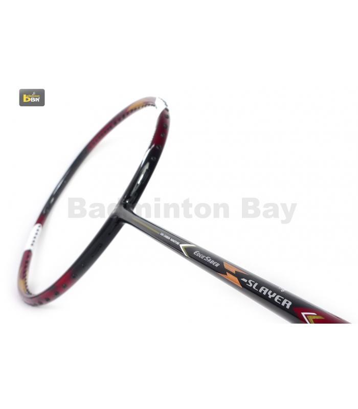 Apacs EdgeSaber Z Slayer Black Gold (4U) Badminton Racket