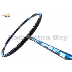 Apacs Feather Weight 55 Black Badminton Racket (8U) World Lightest Badminton Racket