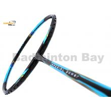 Apacs Imperial Power Black Blue Glossy Badminton Racket (5U)
