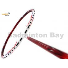 Apacs Imperial Speed White Red Badminton Racket (5U)