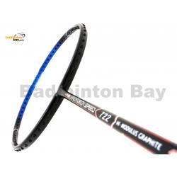 Apacs Nano Fusion 722 Speed Black Blue (6U) Badminton Racket