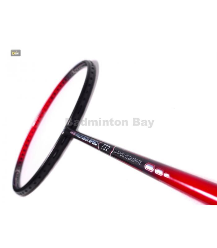Apacs Nano Fusion 722 Speed Red (6U) Badminton Racket