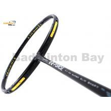 Apacs N Force III Black Silver Badminton Racket Compact Frame (4U)
