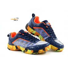 Apacs Cushion Power CP-210 XY Navy Indoor Badminton Squash Shoes