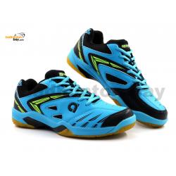 Apacs Cushion Power PRO 773 Blue Badminton Shoes With Improved Cushioning