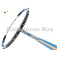 Apacs Tantrum 200 III Grey Blue Matte Badminton Racket (4U)