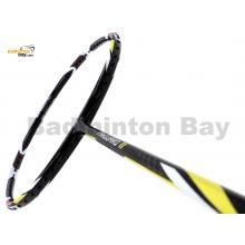 Apacs Vanguard 11 Black White Badminton Racket  (4U)