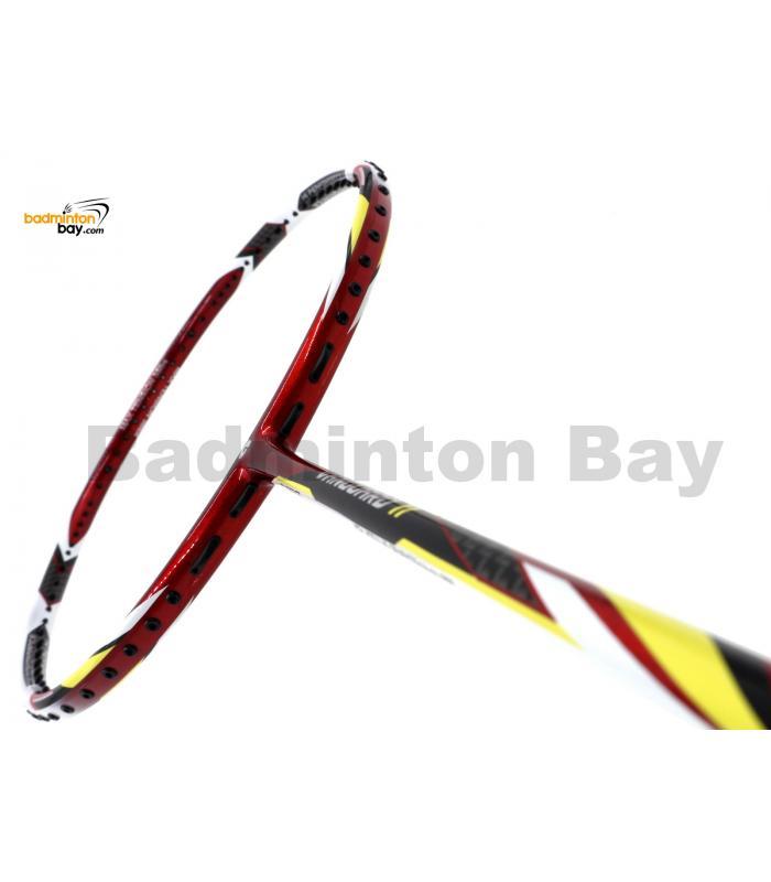 Apacs Vanguard 11 Red White Badminton Racket  (4U)