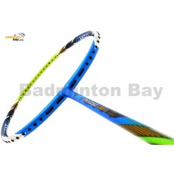 Apacs Virtuoso Light Blue Green Badminton Racket 6U (Edge Saber) (Replacing Model for Sabre Light)
