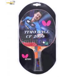 Butterfly Timo Boll CF 2000 FL Shakehand Table Tennis Carbon Fiber Racket