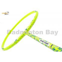 Fleet Sword Power 1 Neon Green Yellow Badminton Racket (3U)