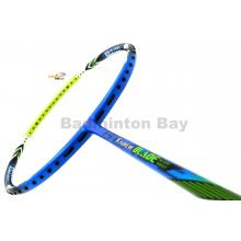 Flex Power Saber Blade Blue Green Badminton Racket 4U