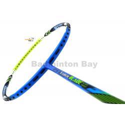 Flex Power Saber Blade Blue Green Badminton Racket 4U
