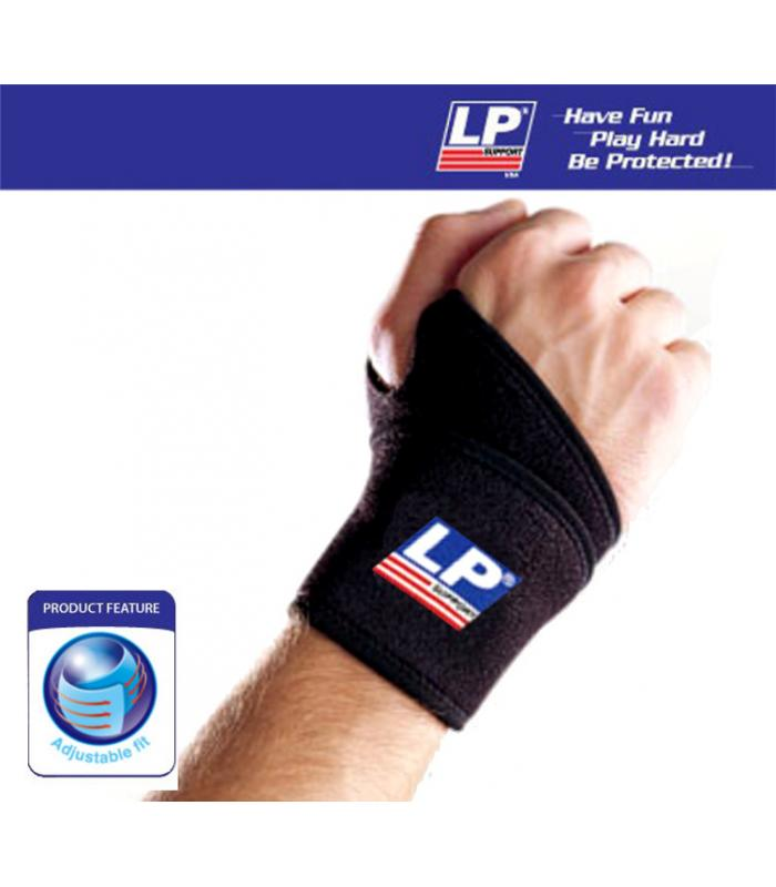 LP Support Wrist Wrap 739 (Recommended For Right Wrist)