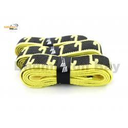Multi Grip Hybrid 2 In 1 Overgrip (3 Pieces) Super Durable For Badminton Squash Racket