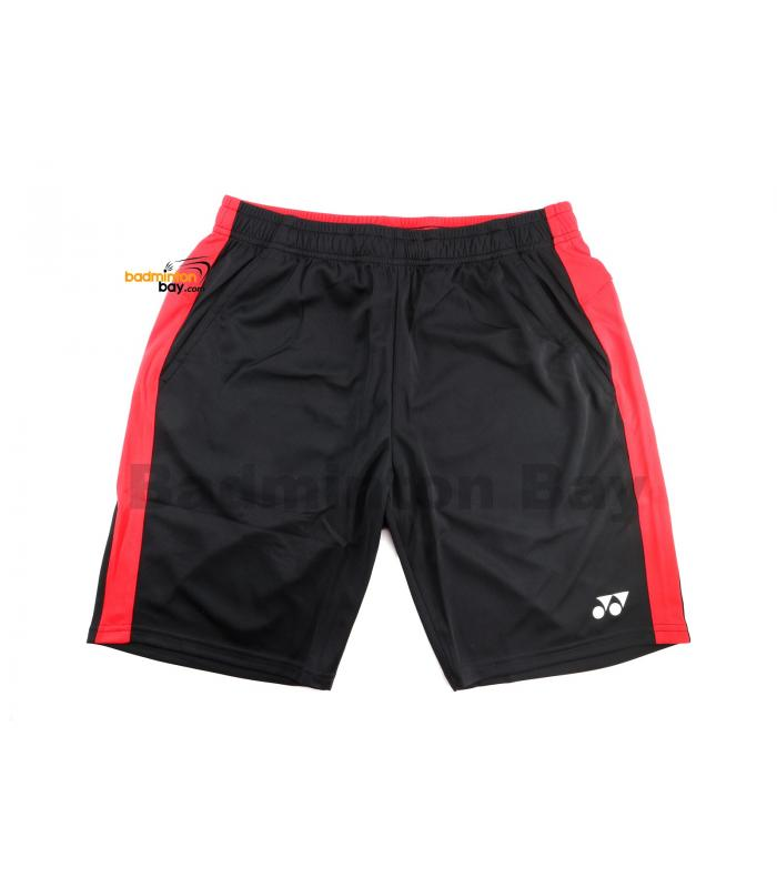 Yonex TruBreeze Quick Dry Sport Shorts Pants S092-1619-BSK19 Jet Black