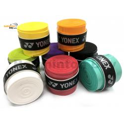 Yonex Super Grap Overgrip (8 Pieces) AC102-EX PU Grip for Badminton Squash Tennis Racket