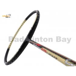 Yonex - Arcsaber 69 Light Rudy Hartono Series ARC-69LITE Black Gold Badminton Racket  (5U-G5)