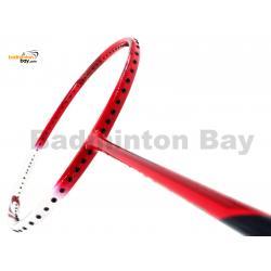 Yonex Astrox 38S Skill White Red AX38S Badminton Racket (4U-G5)