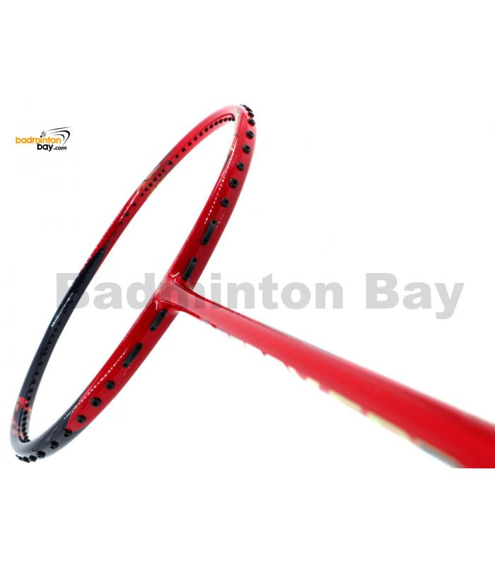 Yonex Astrox 68D Black Red AX68D Badminton Racket (4U-G5)