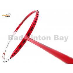 Yonex Astrox 68S Skill White Red AX68S Badminton Racket (4U-G5)