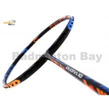 Yonex DUORA 10 LCW Lee Chong Wei Orange Blue DUO10SP Badminton Racket  (3U-G5)