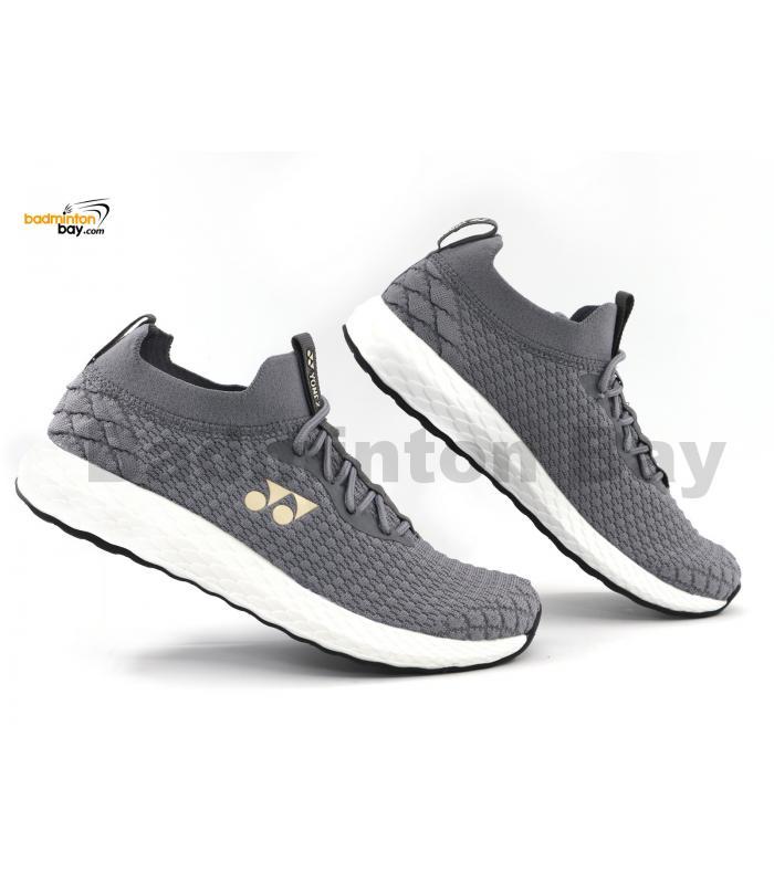 Yonex Tru Smart 8006 Verona Grey Lifestyle Ladies Women Shoes For Casual Walking Kasut Jalan-Jalan