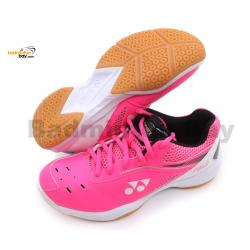 Yonex Cushion Power SHB-65R2 Pink Unisex Badminton Shoes (SHB-65R2)