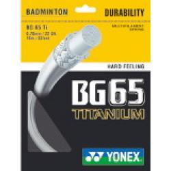 Yonex BG65 Ti Badminton String